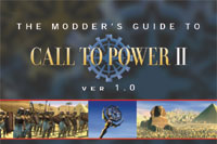 The Modder's Guide To Call To Power II